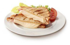 Горячие бутерброды – рецепт приготовления