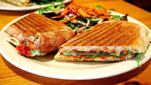 Горячие бутерброды – рецепт