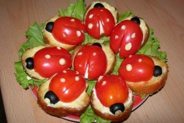 бутерброды вкусные