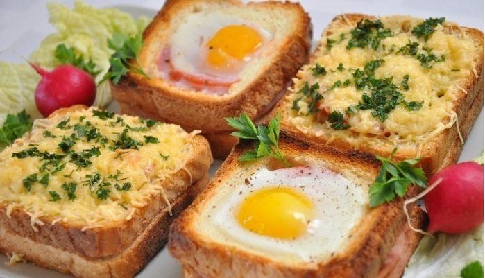 вкусные бутерброды - рецепты