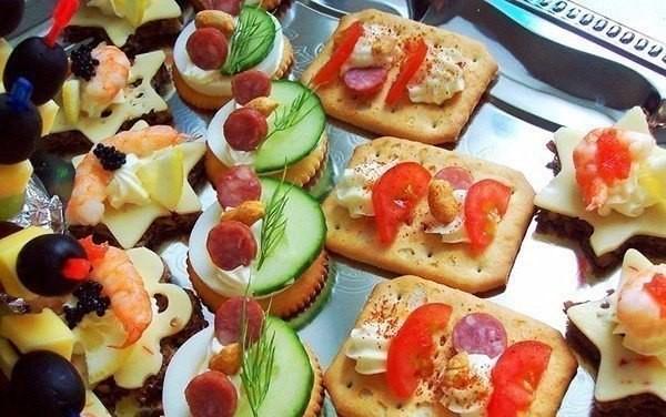 как приготовить бутерброды с печенью трески