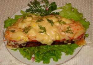 лучшие бутерброды с сыром