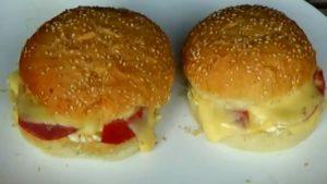 лучшие горячие бутерброды в духовке