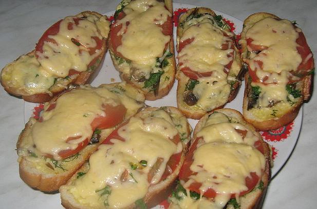 приготовить вкусные бутерброды
