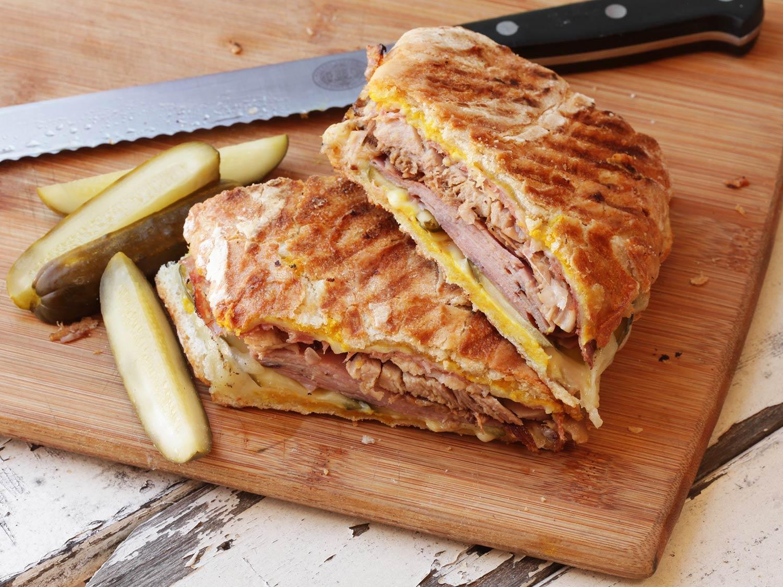 горячие бутерброды рецепты