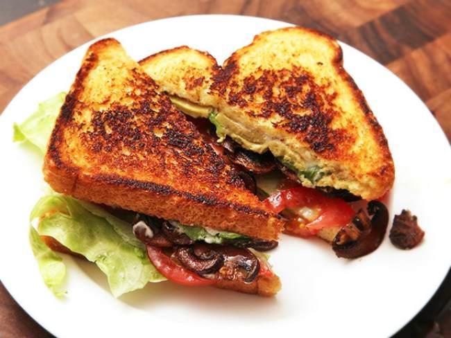 горячие бутерброды рецепт приготовления