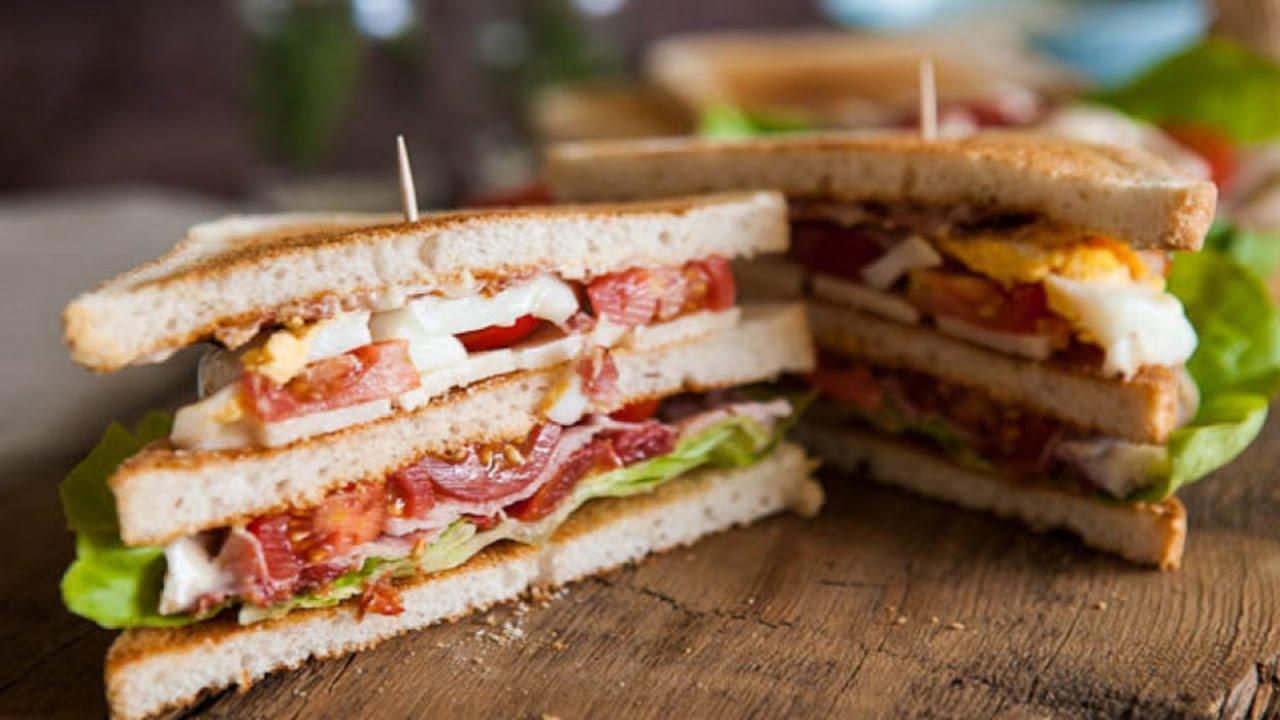 горячие бутерброды рецепт с фото