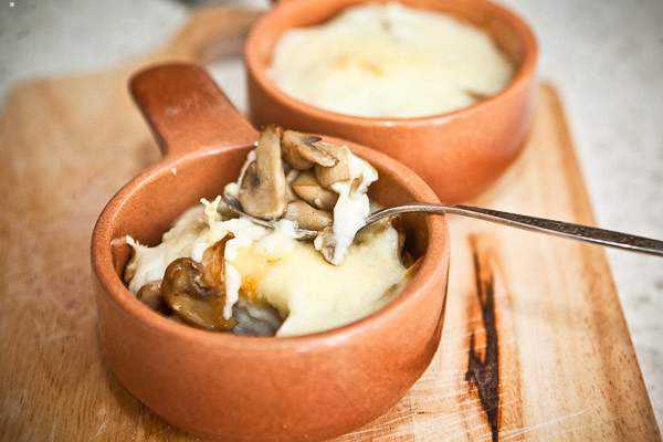 жульен грибной рецепт