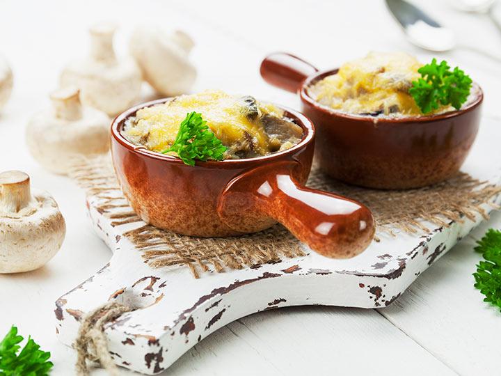 жульен с грибами рецепт