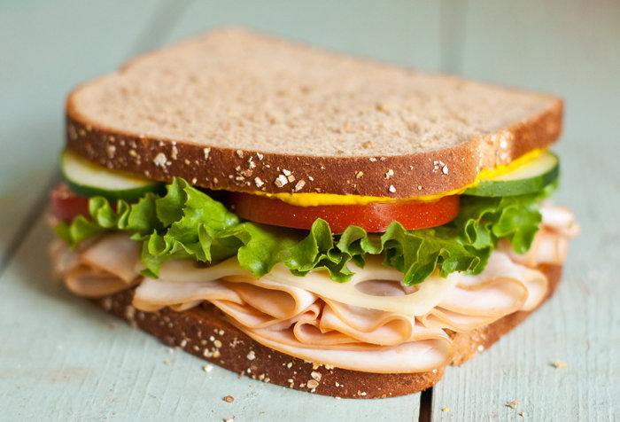 как готовить сэндвич