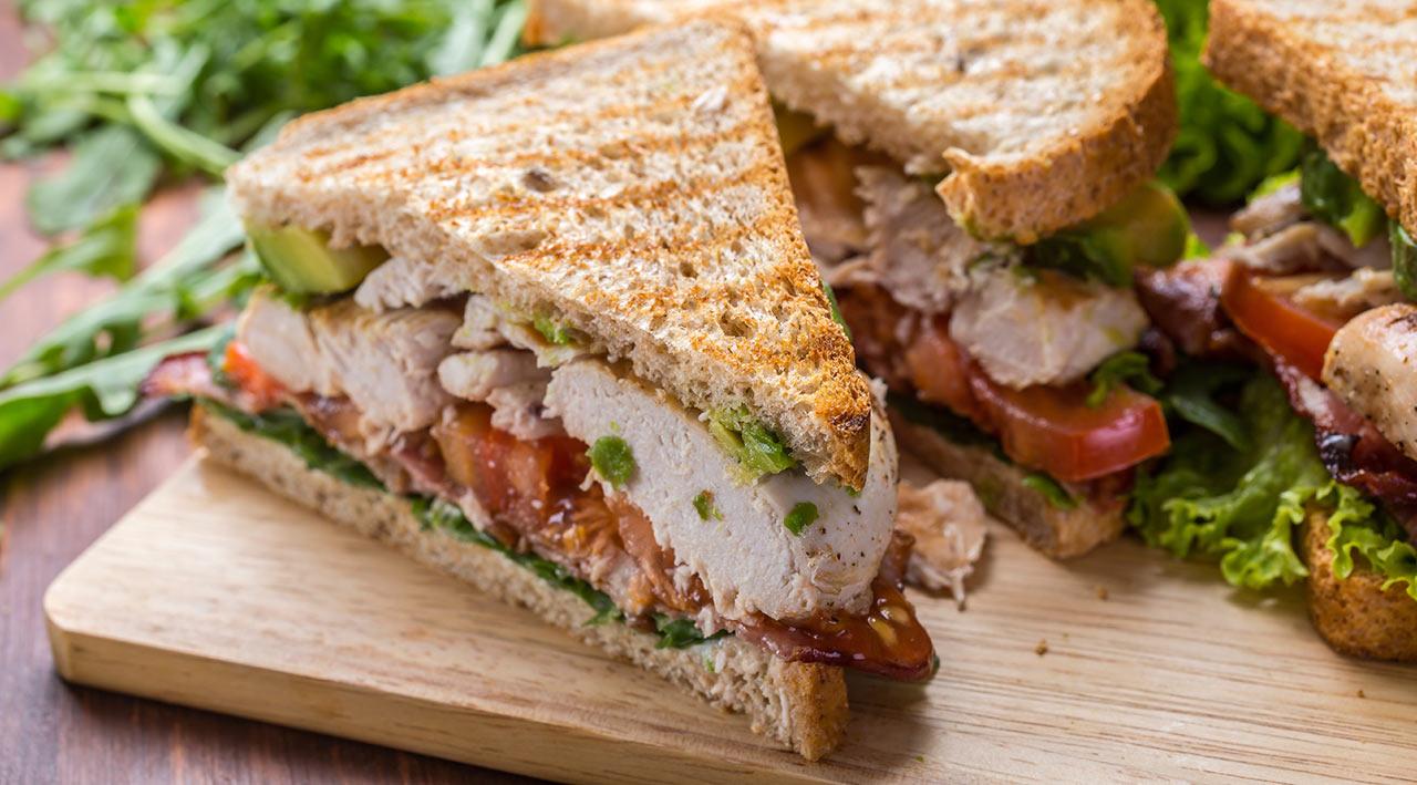 лучший сэндвич самый