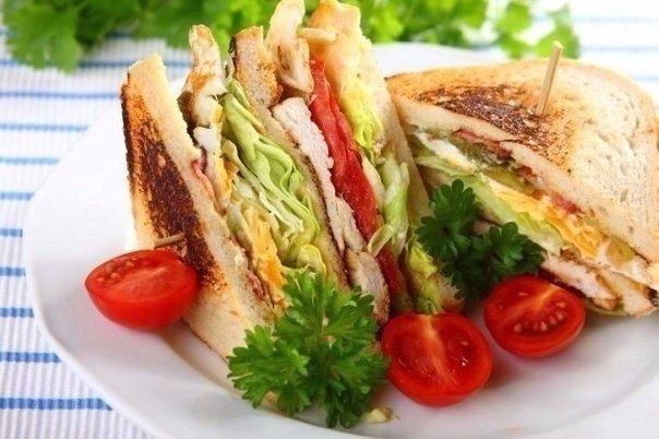 лучший сэндвич это