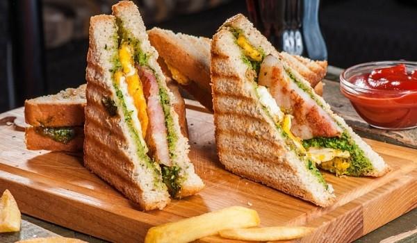 лучший сэндвич