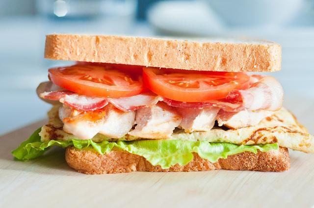 сэндвич рецепт с фото