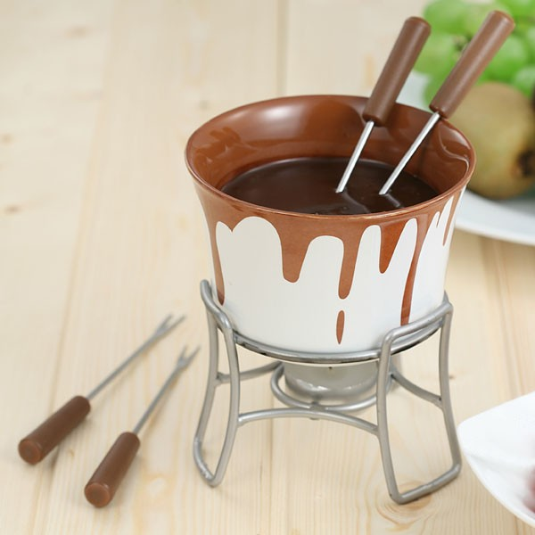 шоколадное фондю рецепт