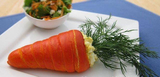закуска морковка