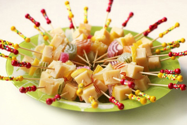 канапе на праздничный стол рецепты