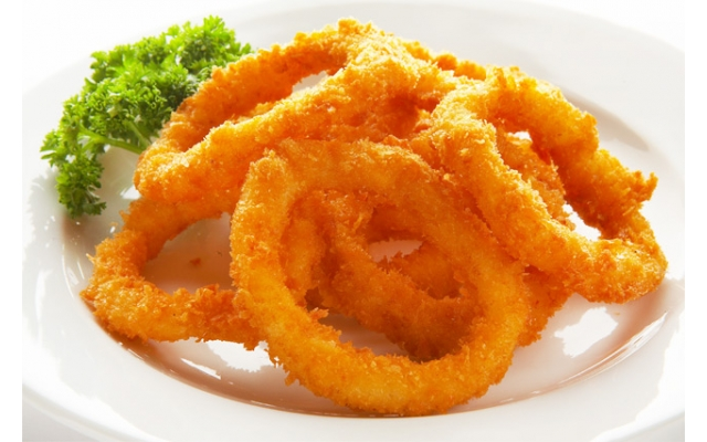 луковые кольца в кляре рецепт