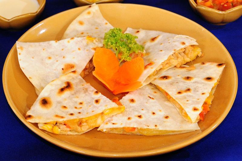 мексиканские закуски