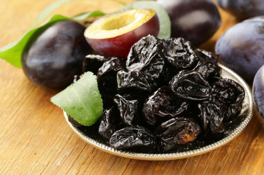 мидии из чернослива закуска