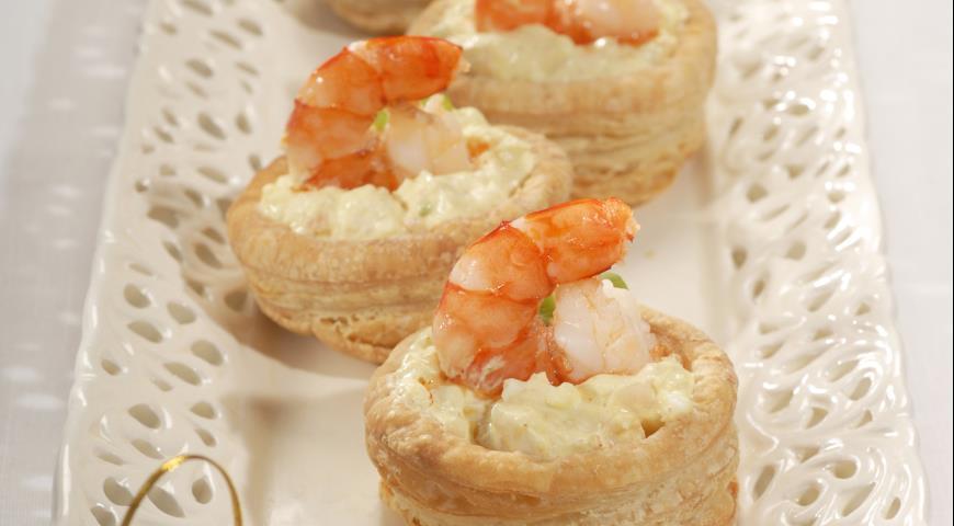 морская закуска