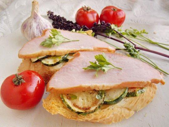 бутерброды на день рождения