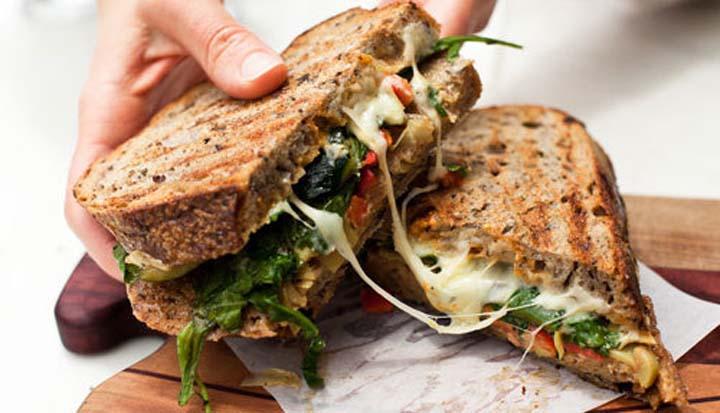 бутерброды с черным хлебом