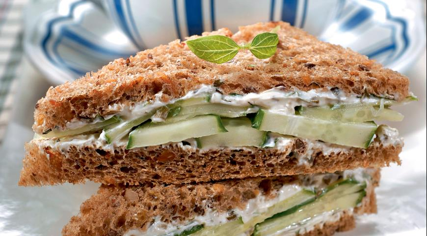 бутерброд по английски