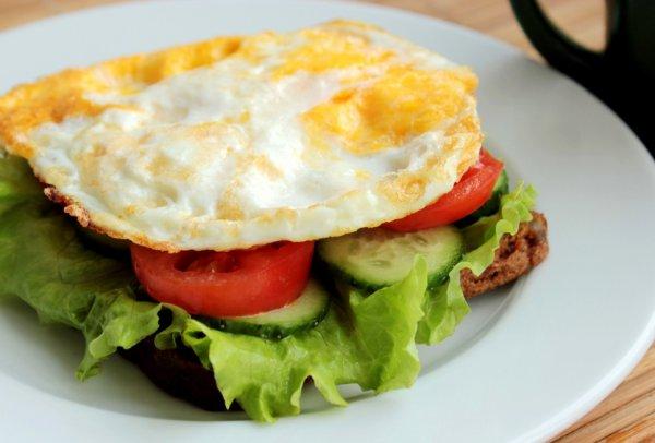 простые бутерброды